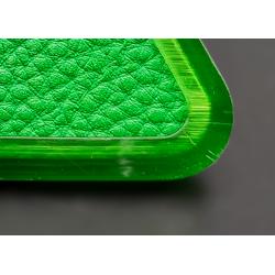 Matrix Green, SLA bumper frame and leatherette
